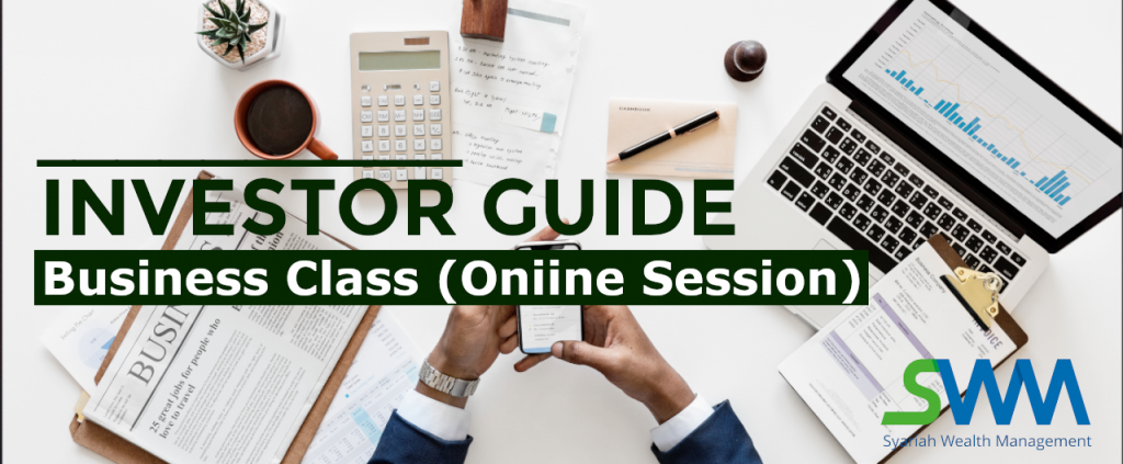 Investor Guide Business Class (Online Session)